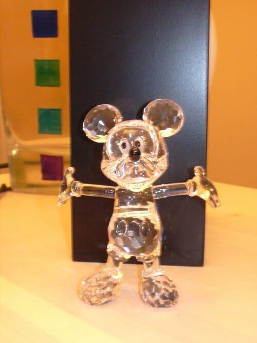 Mickey Mouse de Swarovski