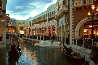 El Hotel Venetian