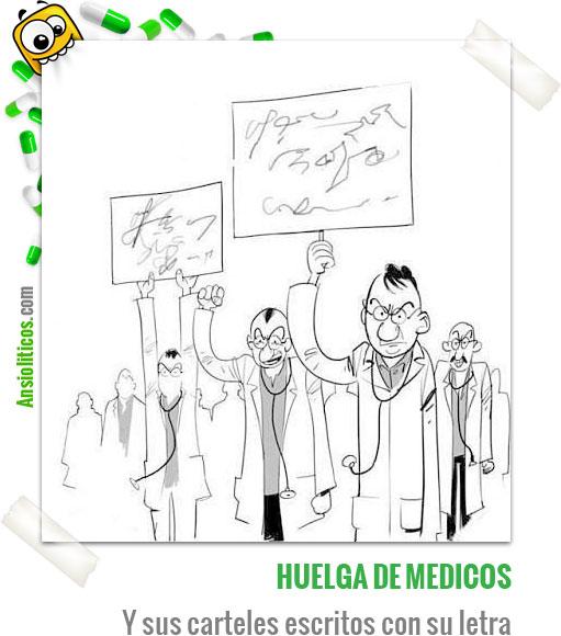 Chiste de Huelga de Médicos