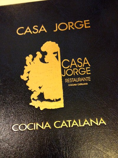 Restaurante Casa Jorge