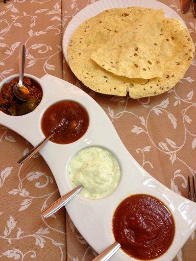 Restaurante Taj