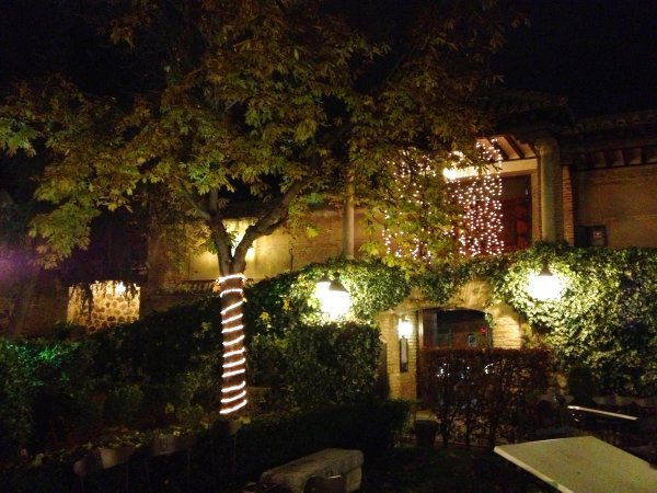 Restaurante Hacienda del Cardenal