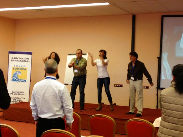 Jornadas Técnicas Grupo Europa 2012
