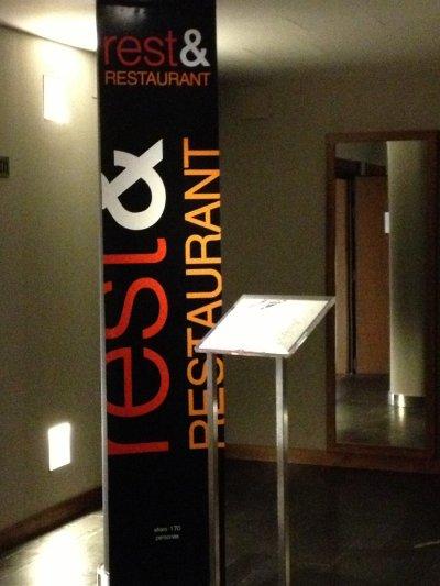 Restaurante Rest & Restaurant