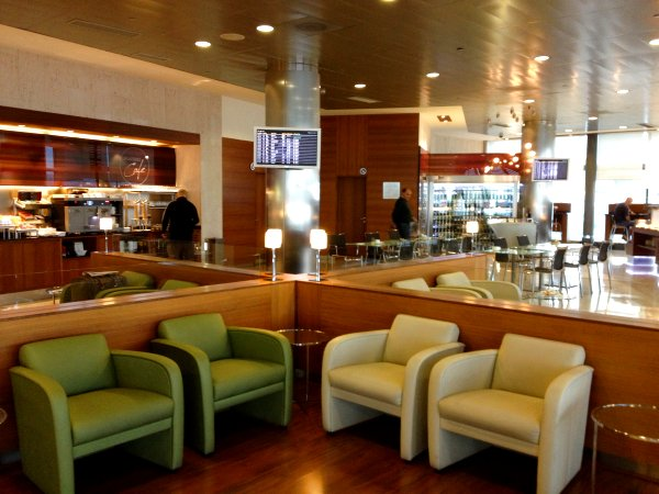 Sala VIP Velazquez de Iberia