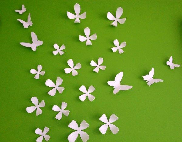 Mariposas Blancas