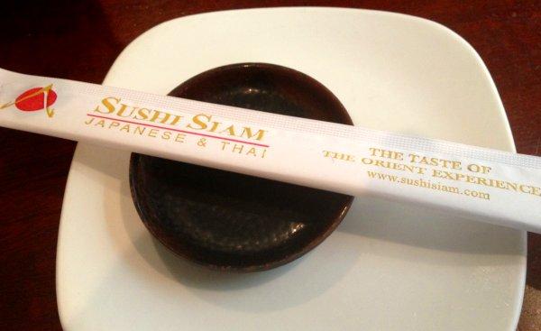 Restaurante Sushi Siam
