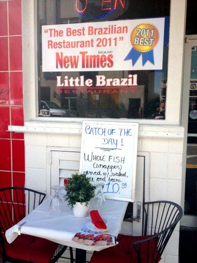 Restaurante Little Brazil