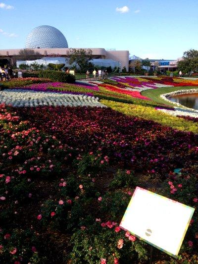 Festival Internacional de Flores y Jardín de Epcot 2013