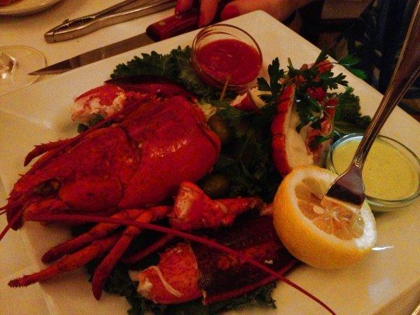 Restaurante Smith & Wollensky Mami Beach