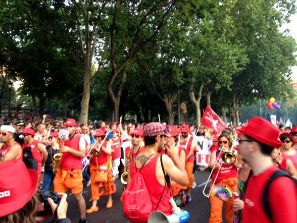 Orgullo Gay Madrid 2013