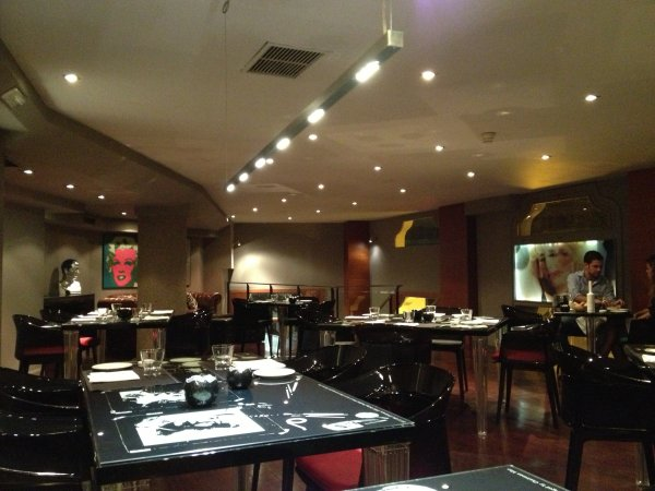 Restaurante East47