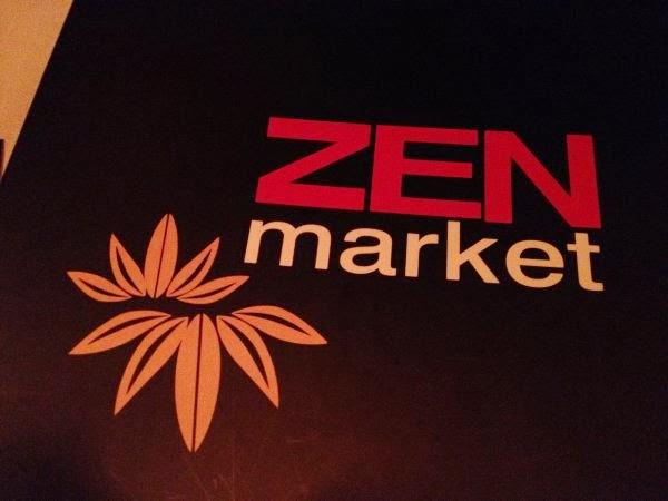 Restaurante ZEN Market