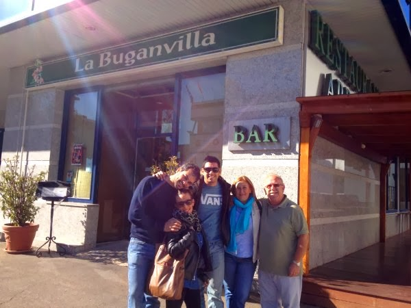Restaurante La Buganvilla