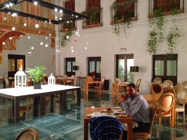 Restaurante Arbequina