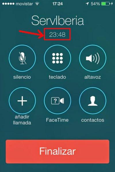 Servicio de atención al cliente de Iberia