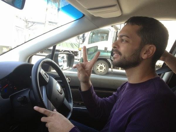 Alquilar un coche en Japón