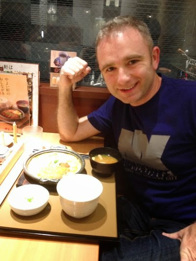 Restaurantes en Japón