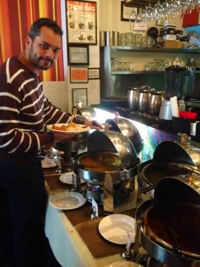 Restaurante Dhaba