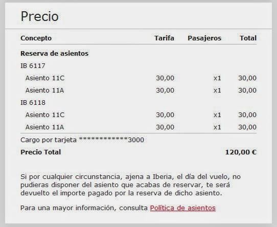Experiencias Iberia