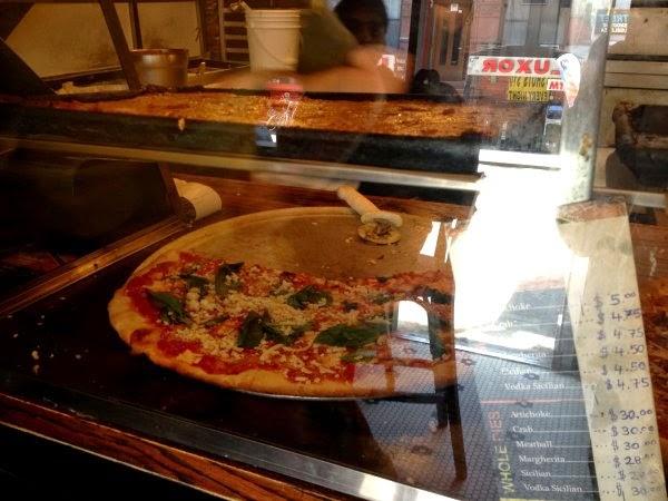 Pizzería Artichoke