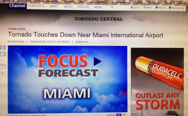 Tornado Miami