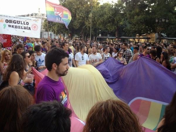 Orgullo Gay 2014 Madrid