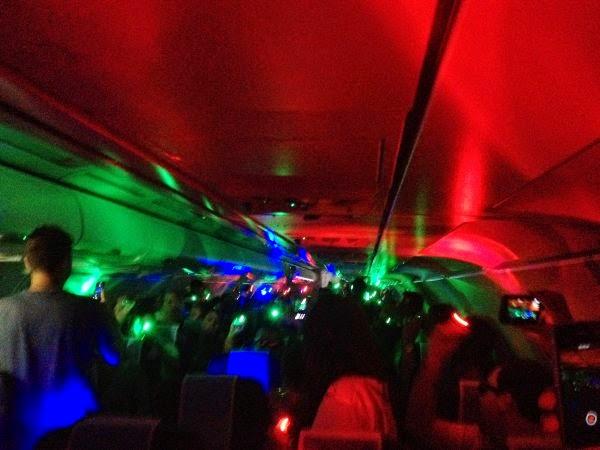 Party flight