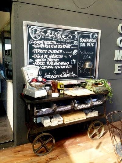 El Kiosko Gastrobar
