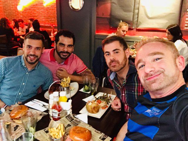 Restaurante Tony Roma's de Hortaleza