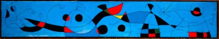 Pintura Para David Fernández Miró, 1965