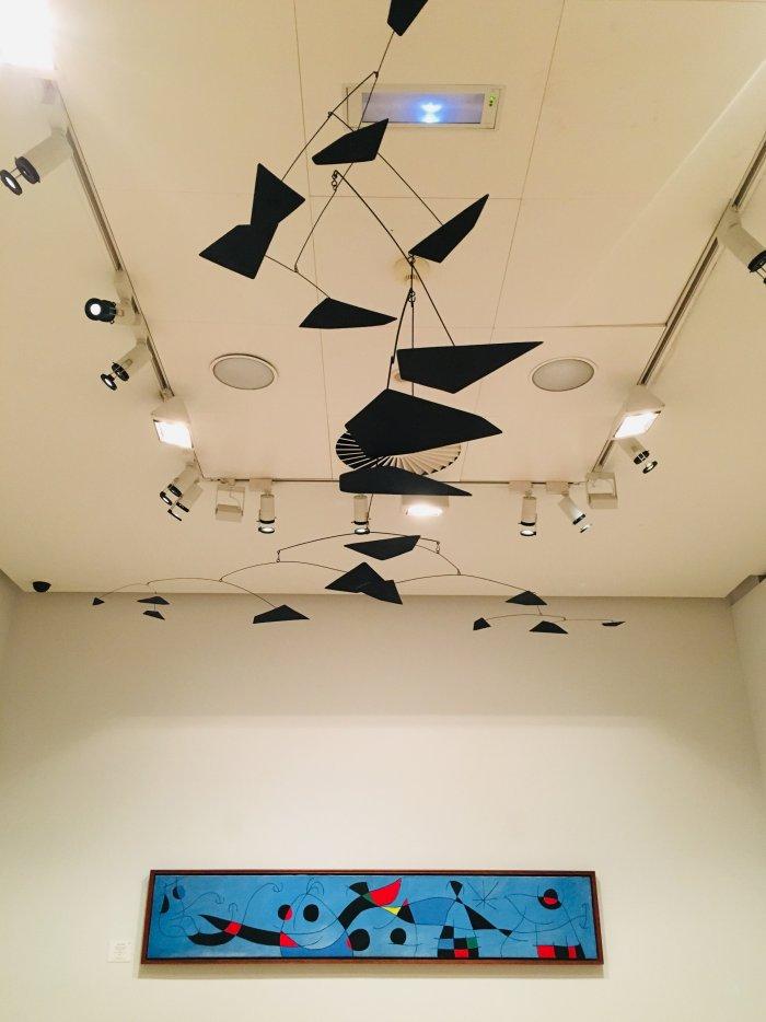 Los móviles de Alexander Calder