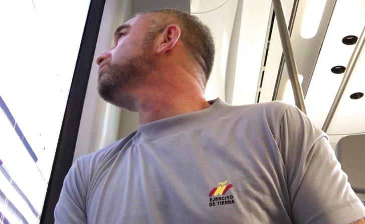 Camiseta del Ejército de tierra de España