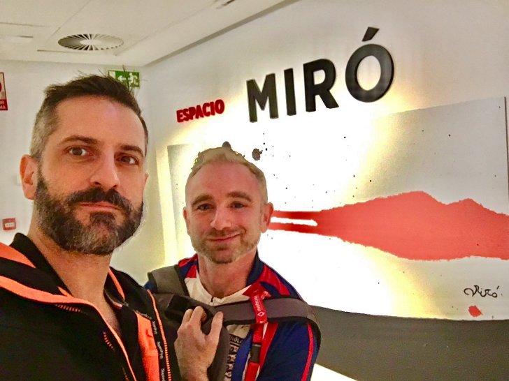 Espacio Miró de Madrid