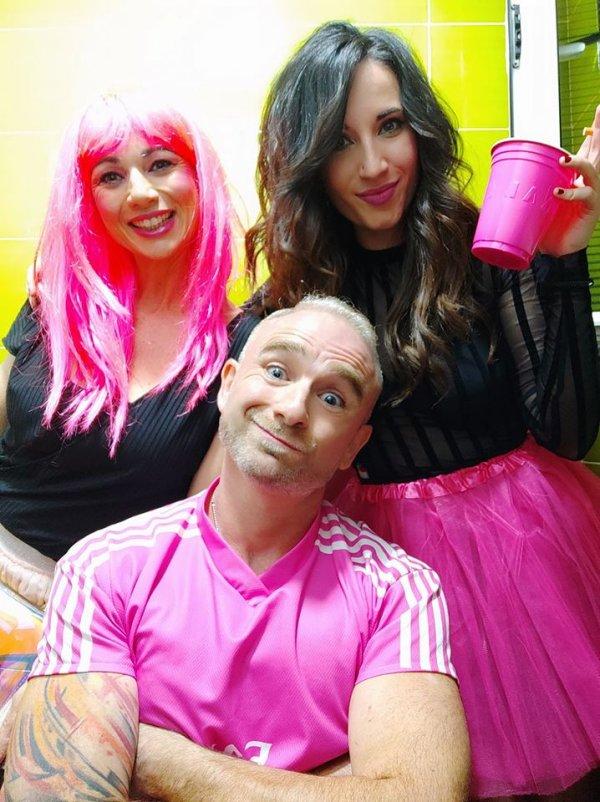 Paloma, Alba y yo