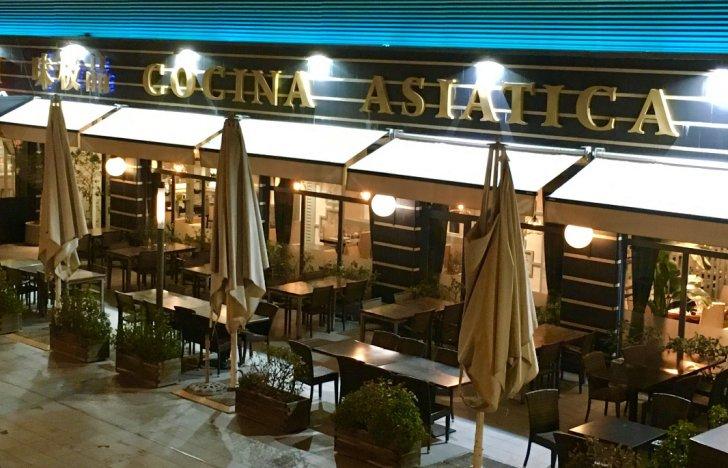 Fachada Restaurante WEI Asian Lounge