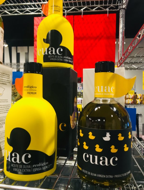 "Aceite de Oliva ""Cuac"""