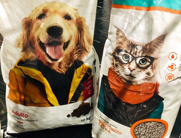 Comida para animales humanizados