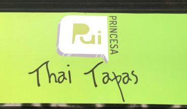 Restaurante Pui's Thai Tapas Princesa