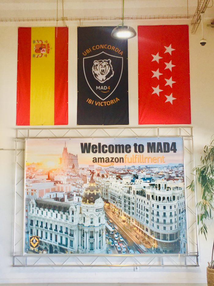 Amazon MAD4 Madrid