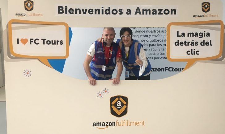 Visita guiada a Amazon.es